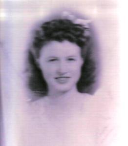 Mom c. 1944